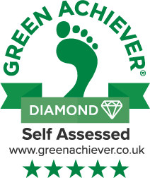 Green Achiever Diamond Accreditation